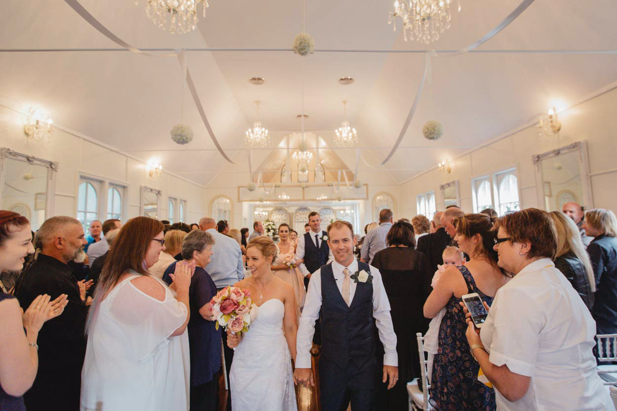 Maleny Wedding Photographer, Little White Wedding Church - Brisbane, Sunshine Coast, Australian