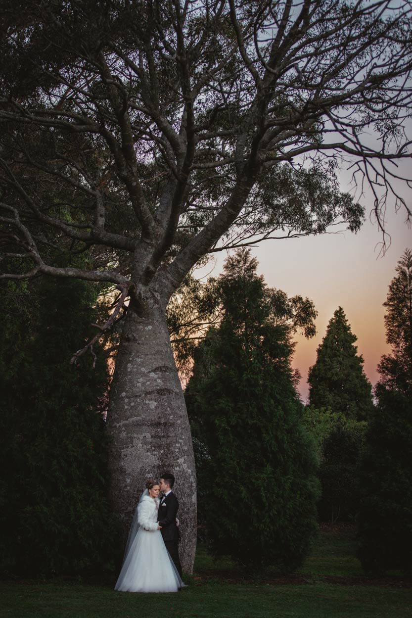 Creative Gabbinbar Wedding Photos - Brisbane, Sunshine Coast, Australian Destination Blog Photographer