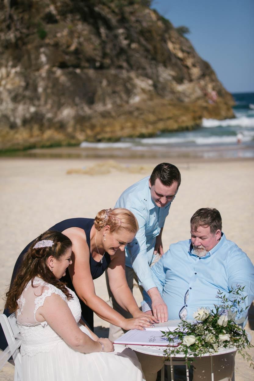 Best South Gorge, Brisbane Destination Wedding Photographer - Queensland, Australian Elopement Photos
