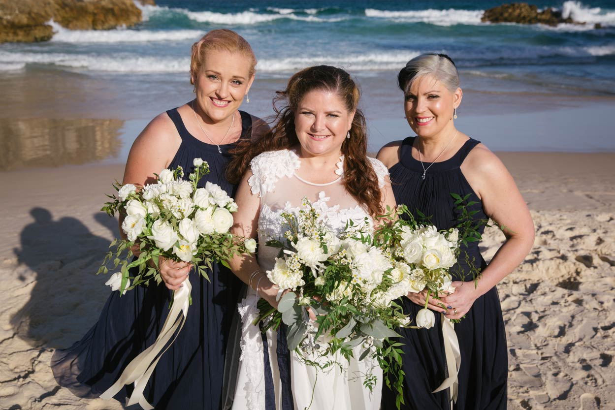 Caloundra Beach Destination Wedding Photographers - Brisbane, Sunshine Coast, Australian Packages