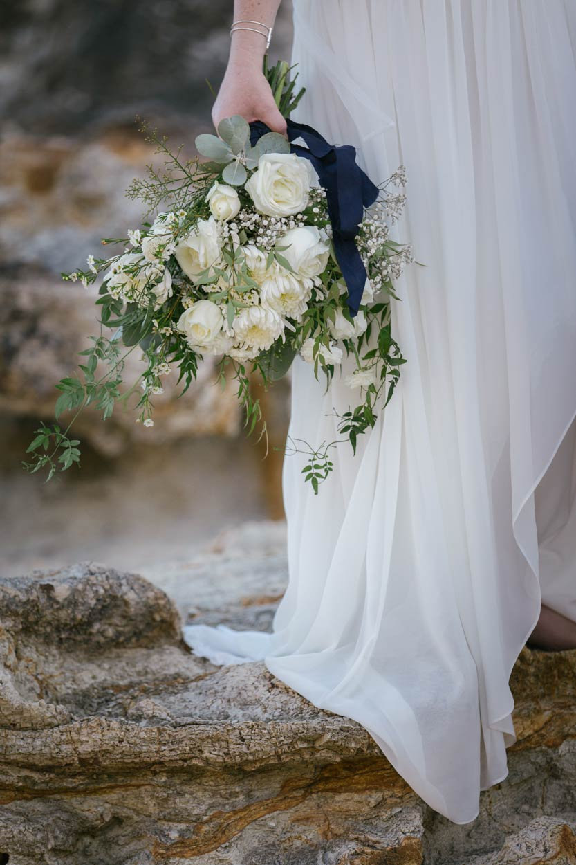 Point Cartwright Pre Destination Wedding Photographers - Brisbane, Sunshine Coast, Australian Bouquet Photos