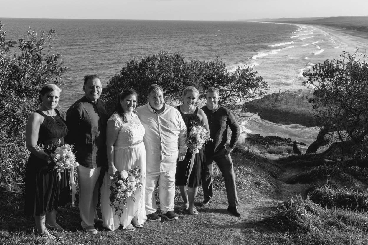 Best Point Lookout Pre Destination Wedding Photographers - Brisbane, Sunshine Coast, Australian