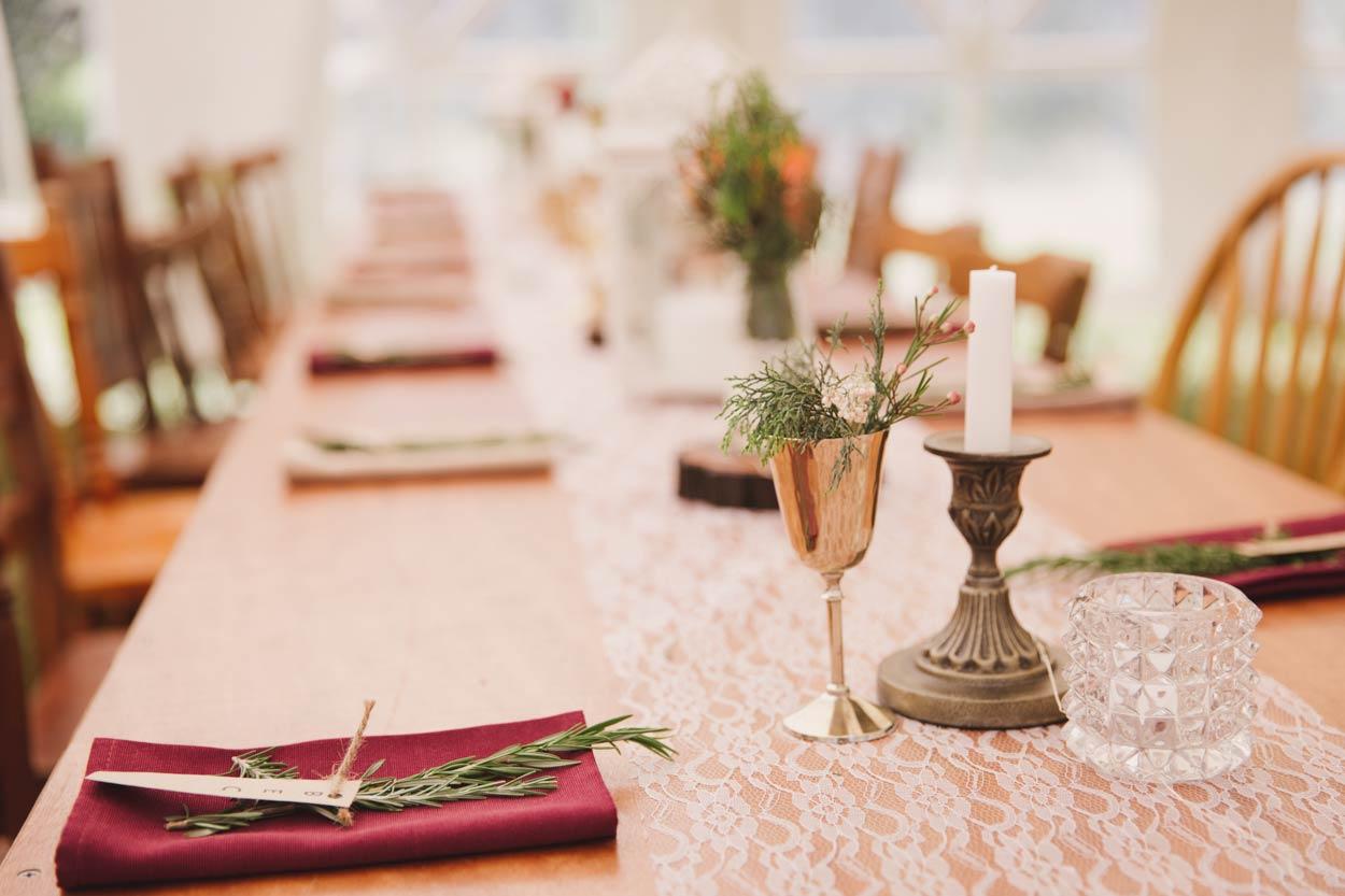 Natural Maleny Chapel Destination Wedding - Sunshine Coast, Brisbane, Australian Elopement Photographers