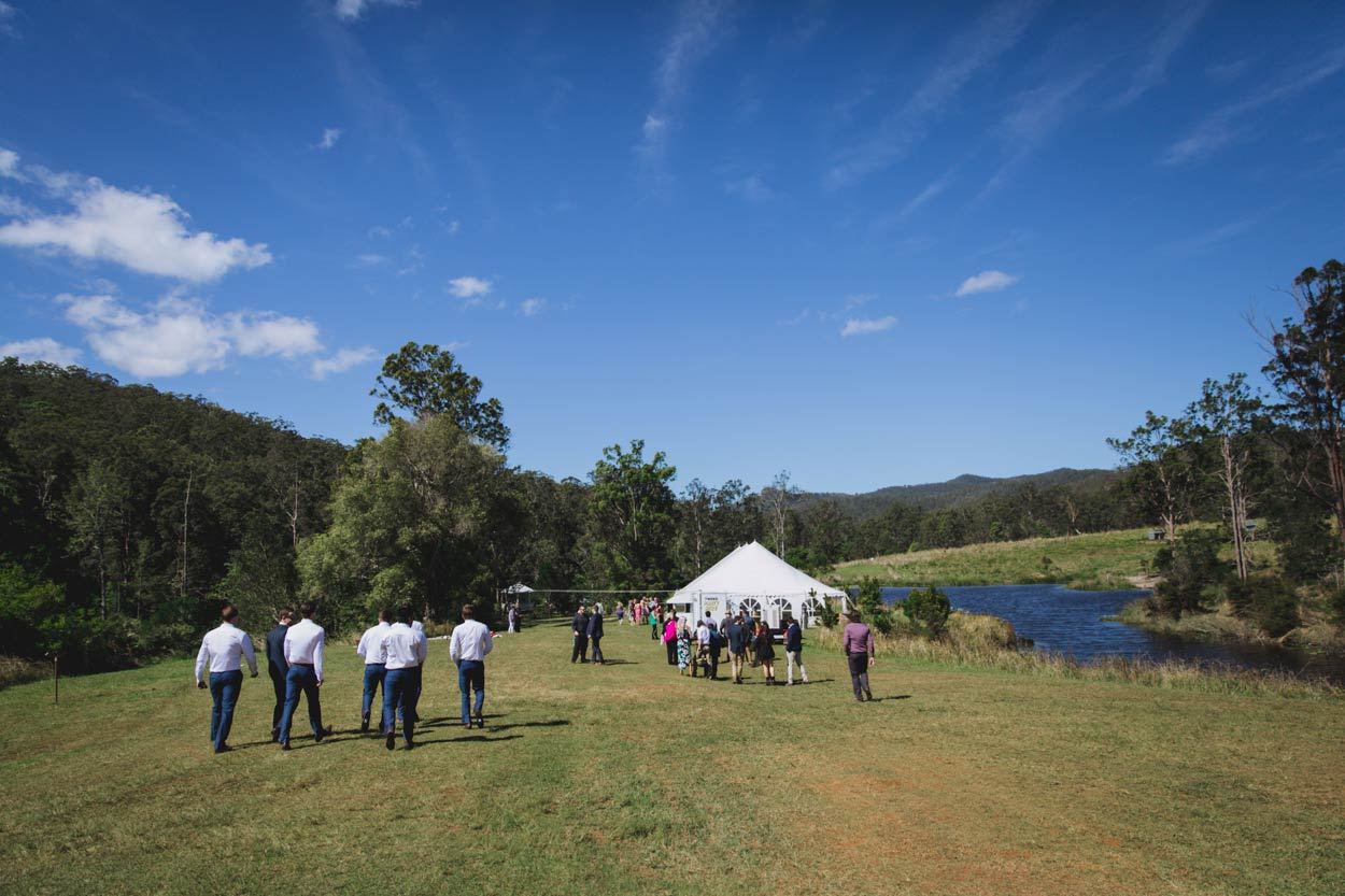 Candid Byron Bay, Bangalow Destination Wedding - Top Brisbane, Sunshine Coast, Australian Photographer