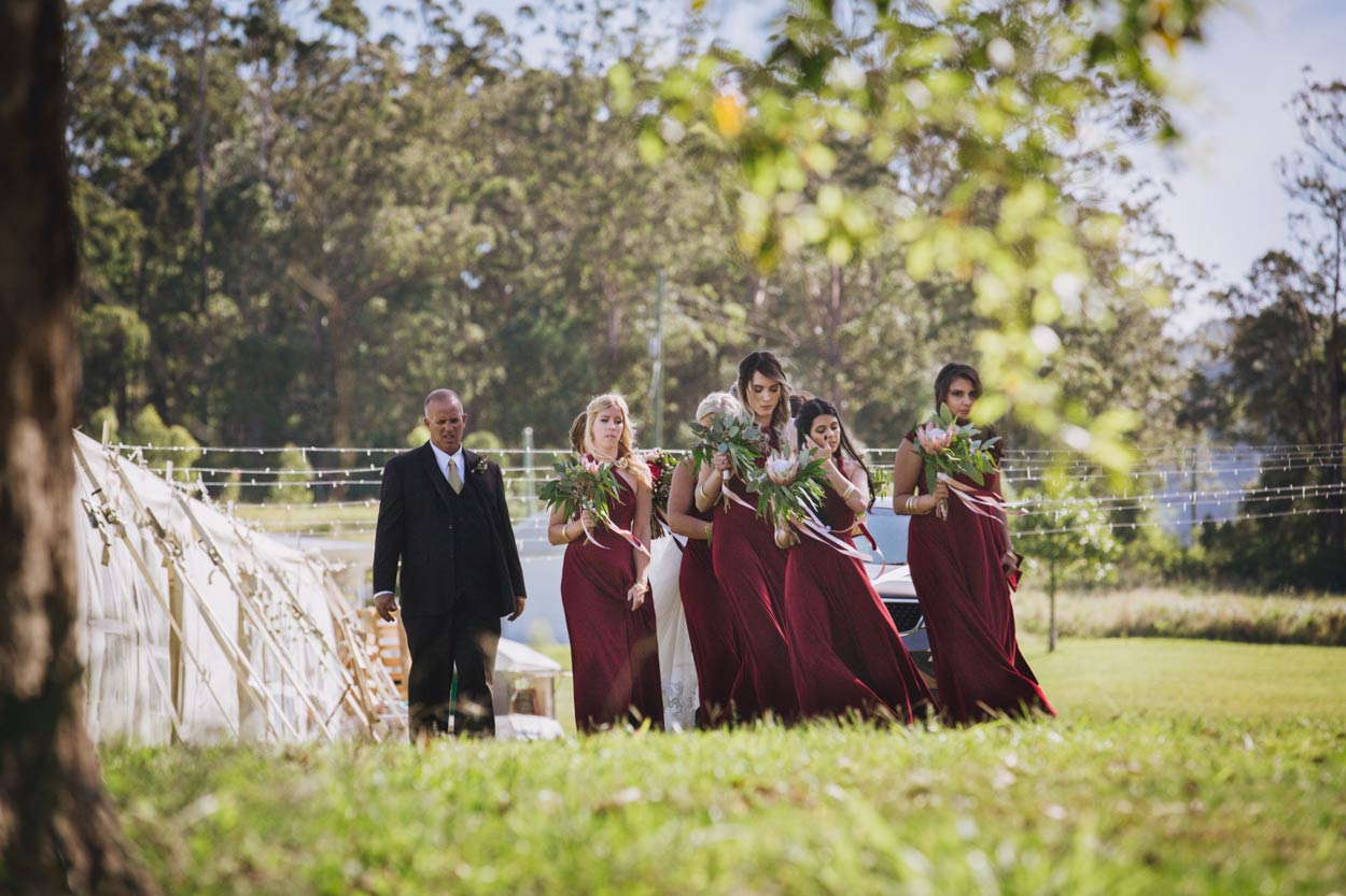 Best Destination Portrait Photographers - Maleny, Sunshine Coast, Australian Wedding Blog Packages