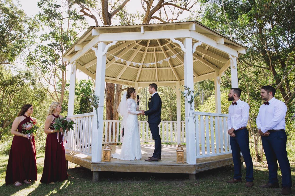 Gold Coast Destination Eco Wedding - Brisbane, Queensland, Australian Sunshine Photographer