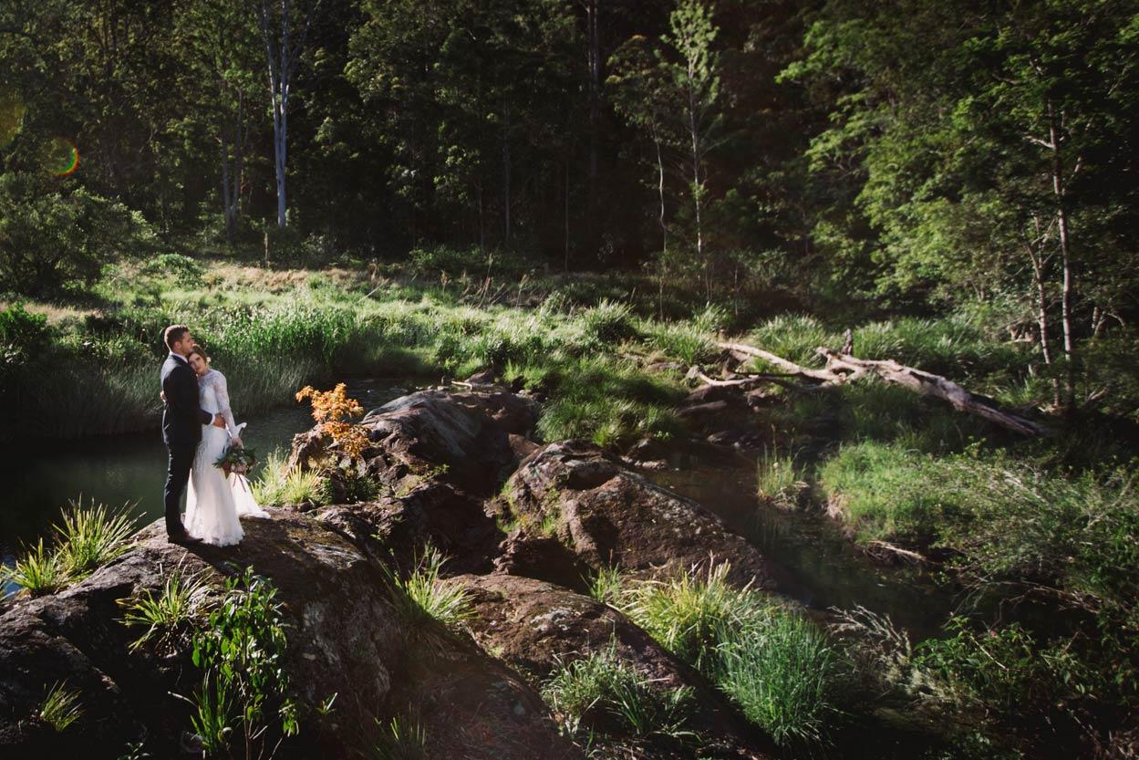 Gold Queensland Destination Wedding Photographers - Brisbane, Sunshine Coast, Australian
