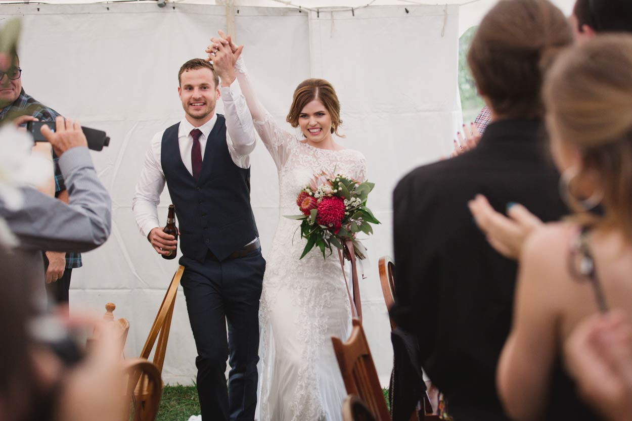 Noosa Beach Destination Wedding Blog - Brisbane, Sunshine Coast, Australian Elopement Photographers