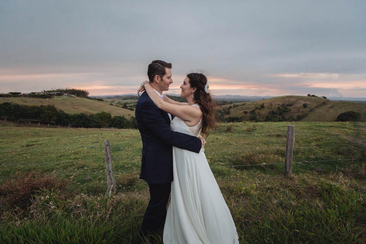 Bangalow, Sunshine Coast Destination Wedding Portrait Photographer - Brisbane, Queensland, Australian