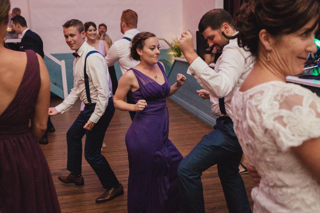 Candid Maleny Bridal Party, Sunshine Coast - Brisbane, Queensland, Australian Destination Elopement
