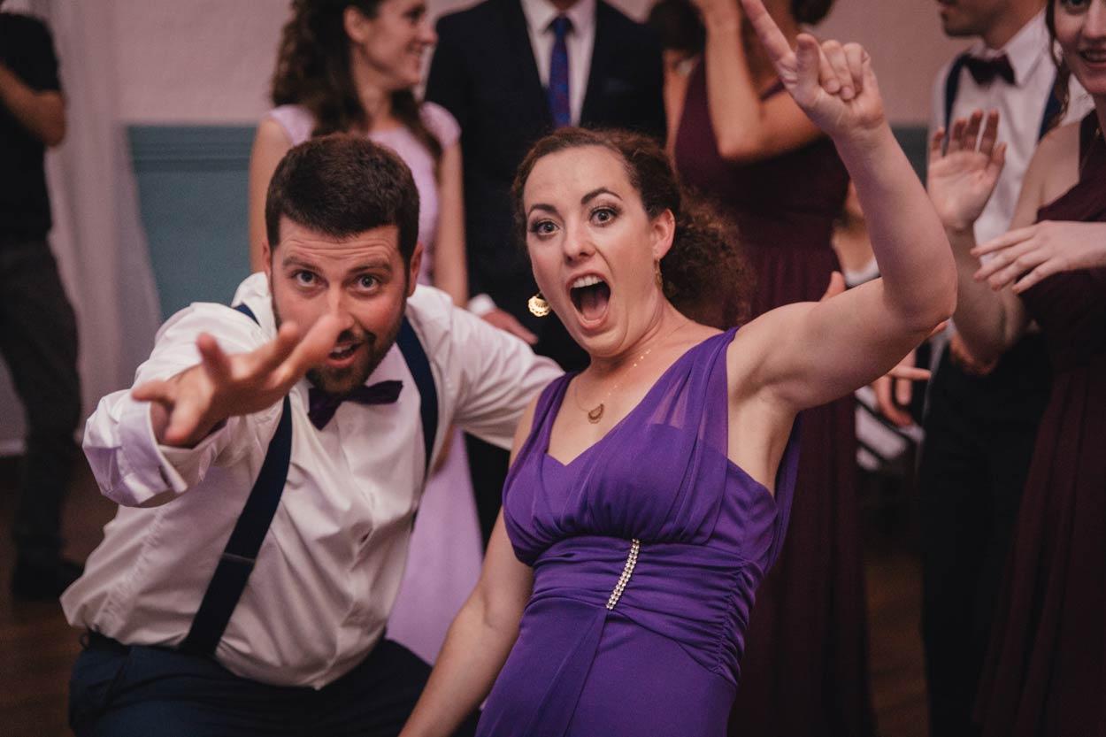 Candid Montville Bridal Party, Sunshine Coast - Brisbane, Queensland, Australian Destination Elopement