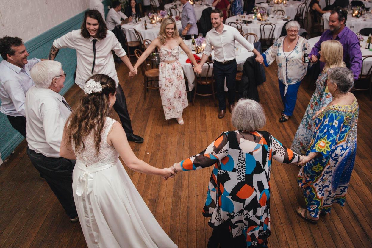 Candid Noosa Bridal Party, Sunshine Coast - Brisbane, Queensland, Australian Destination Elopement