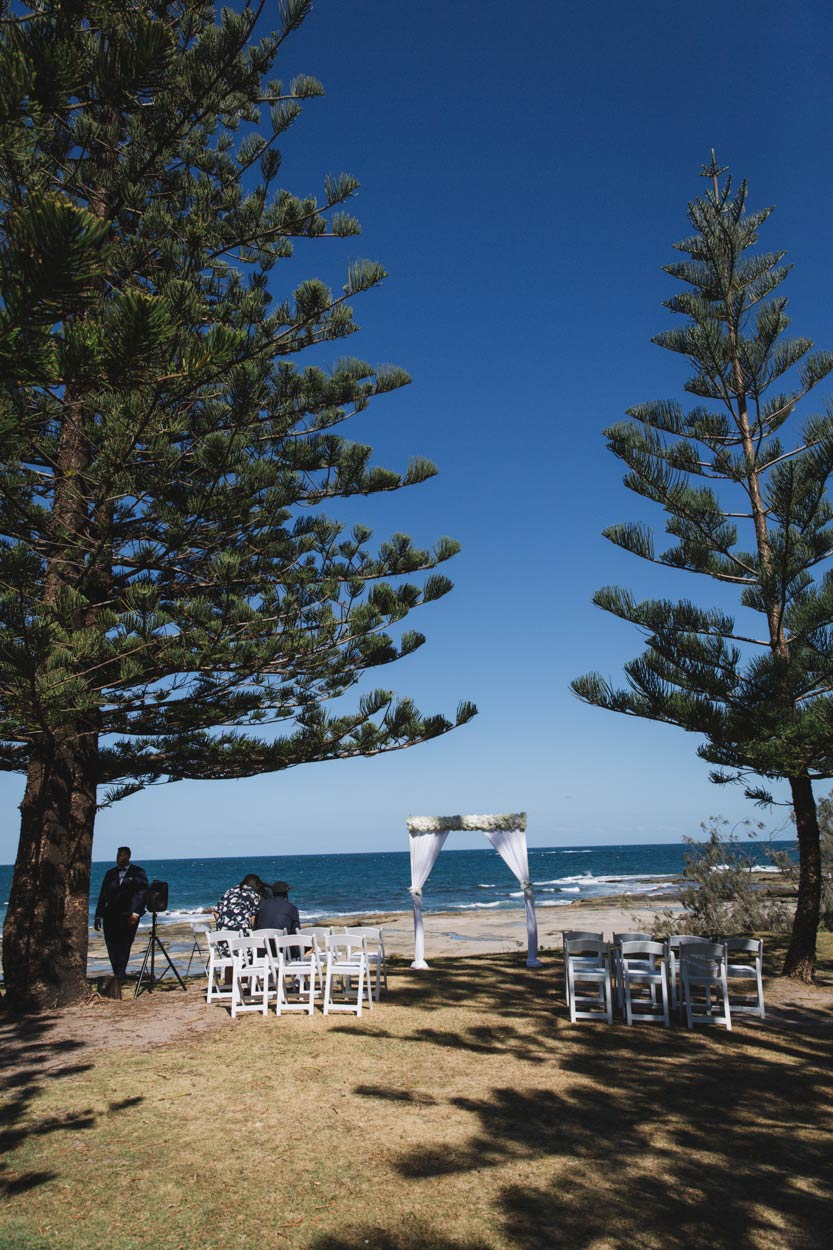 Shelly Beach Pre Destination Wedding Photographer - Natural Brisbane, Sunshine Coast, Australian Packages