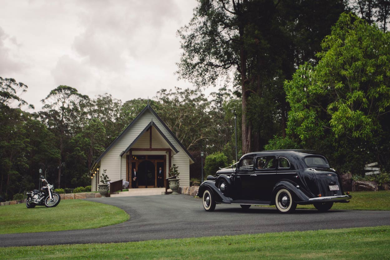 Annabella Chapel, Sunshine Coast Hinterland Wedding Photographer - Brisbane, Australian Elopement