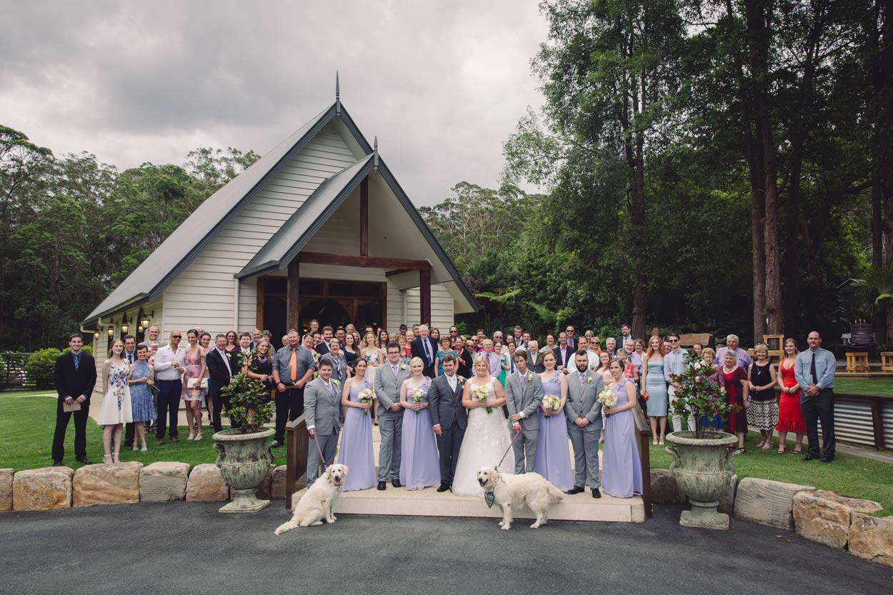 Best Sunshine Coast Creative Annabella Chapel Wedding Photographers- Brisbane, Australian Packages