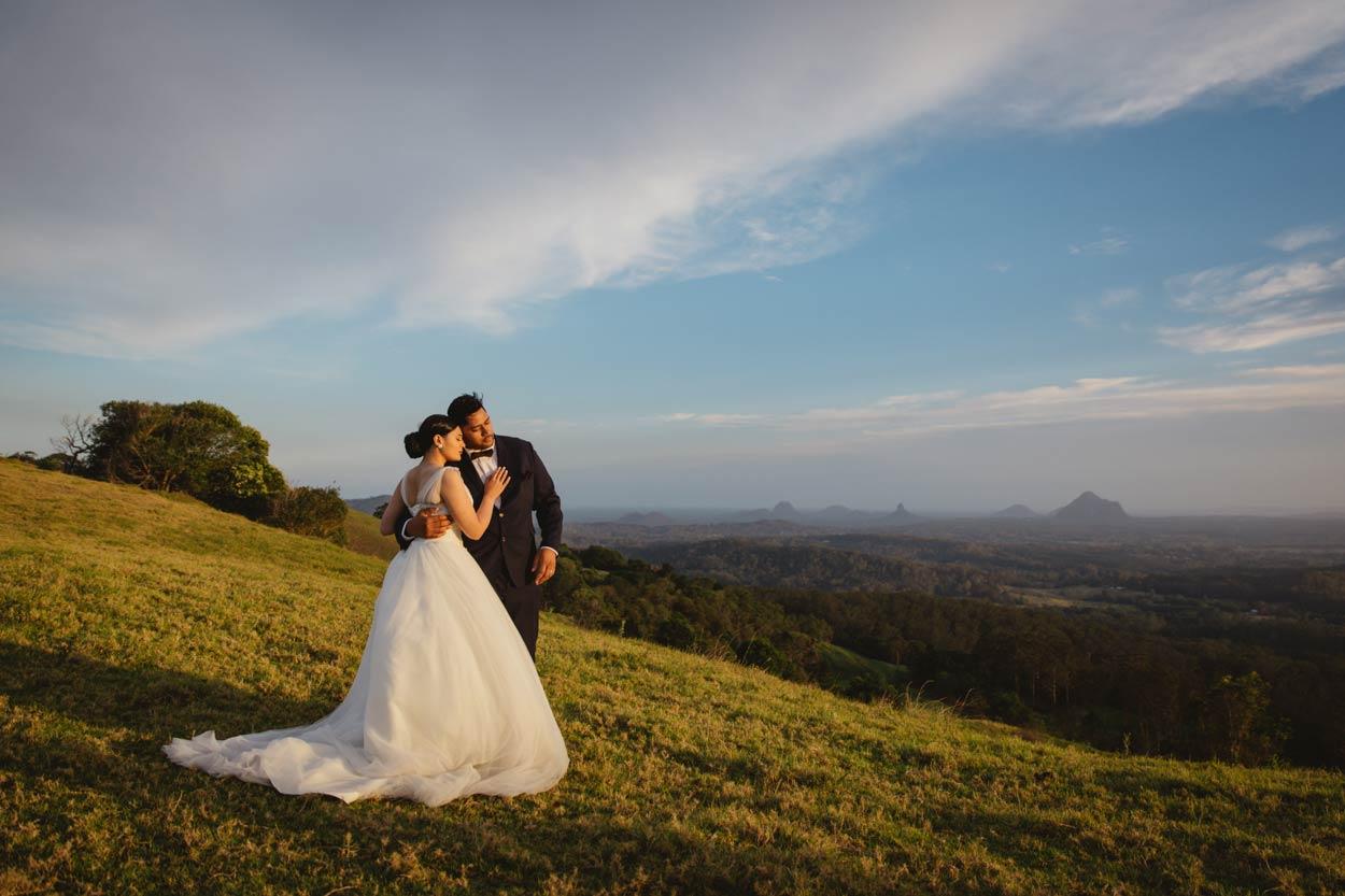Best Maleny, One Tree Hill Wedding Photographer - Brisbane, Queensland, Australian