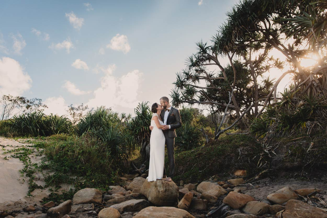 Top Point Arkwright Destination Wedding Photographer - Brisbane, Sunshine COast, Australian