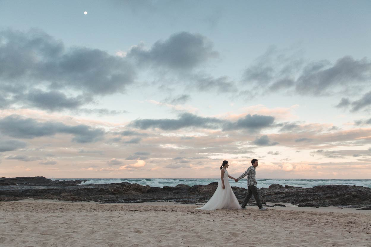 Gold Coast, Byron Bay Wedding Photographer Destination - Brisbane, Sunshine Coast, Australian