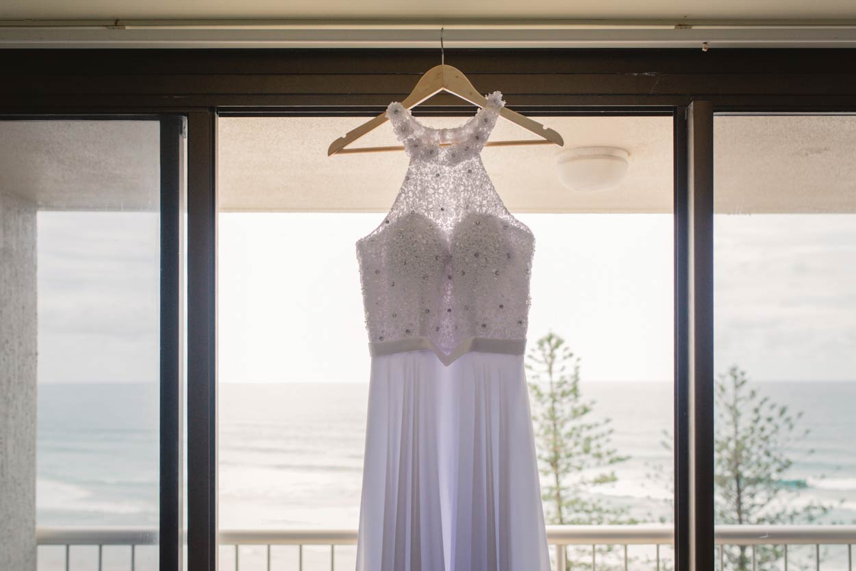 Coolum, Sunshine Coast Beach Eco Wedding - Brisbane, Queensland, Australian Destination Photographers