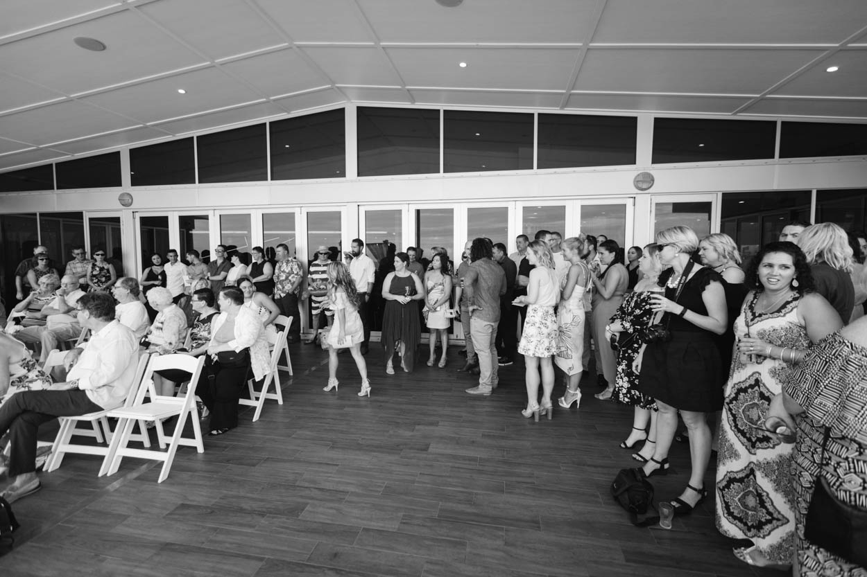 Coolum SLSC Beach Fine Art Wedding Photographer - Brisbane, Sunshine Coast, Australian Destination