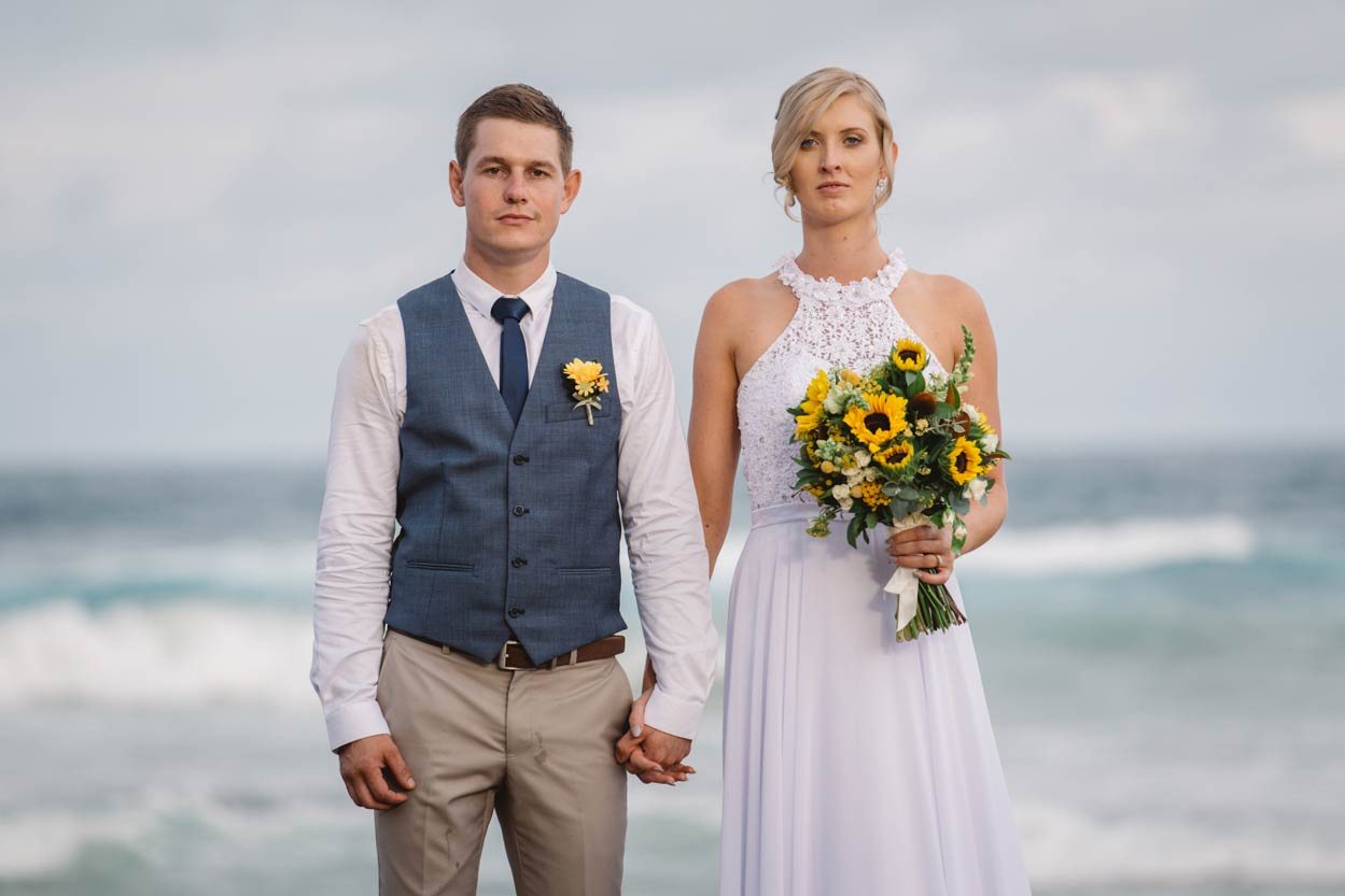 Point Arkwright Destination Wedding Photographers - Brisbane, Gold Coast, Australian Eco Packages