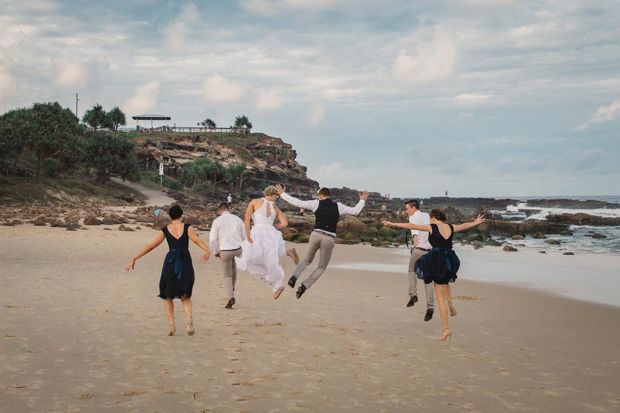 Creative Yaroomba Beach Destination Wedding Photographer, Noosa - Sunshine Coast, Brisbane, Australian