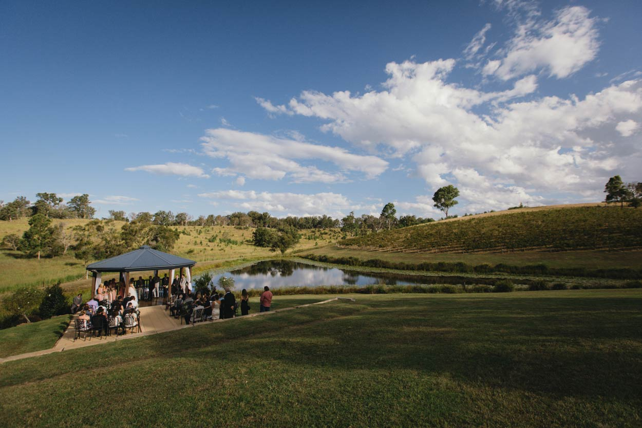Top Landscape Maleny Destination Wedding - Sunshine Coast, Brisbane, Australian Blog Photographers
