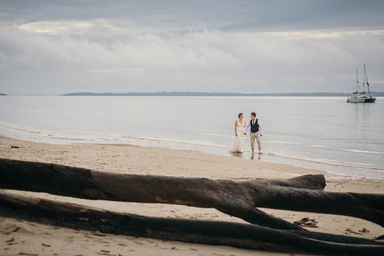 Gold & Fraser Island Sunshine Coast Destination Wedding Photographers - Brisbane, Queensland, Australian