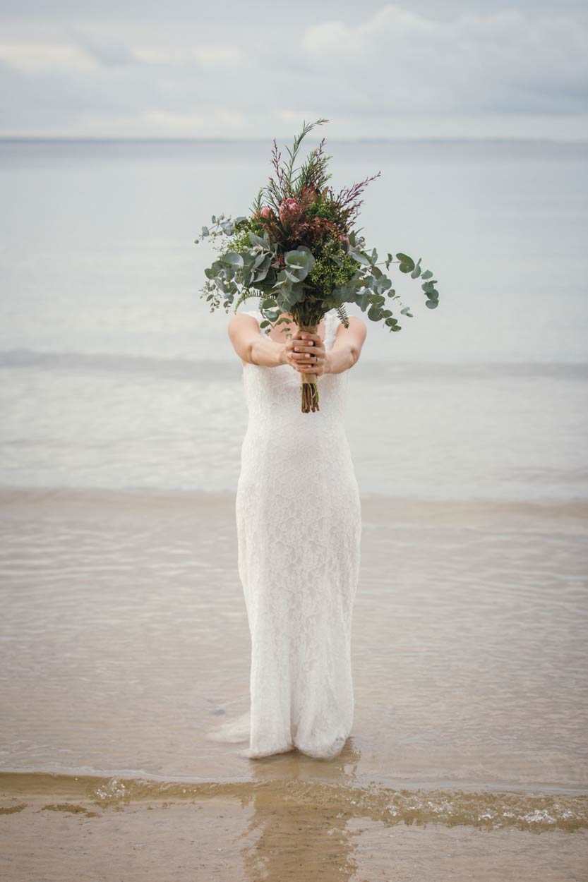 Fraser Island Fine Art Wedding Destination Photographer - Sunshine Coast, Brisbane, Australian Photos