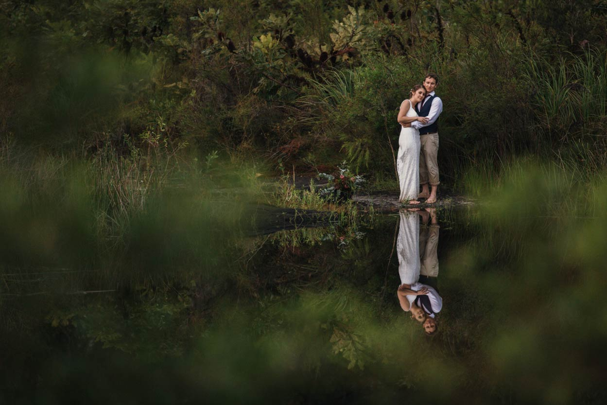 Best Kingfisher Bay Resort, Fraser Island Destination Wedding Elopement - Brisbane, Sunshine Coast, Australia