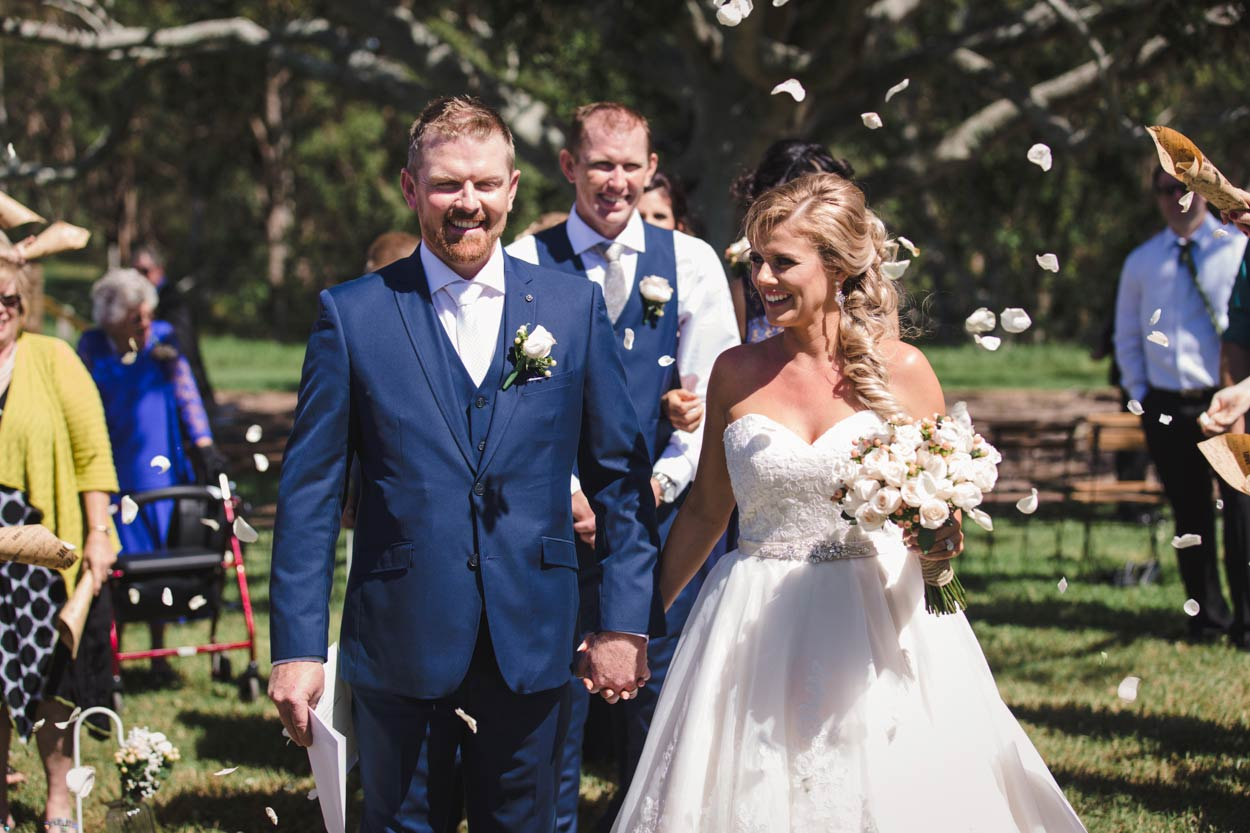 Candid Byron Bay & Bangalow Destination Wedding Photos - Brisbane, Sunshine Coast, Australian Photographer