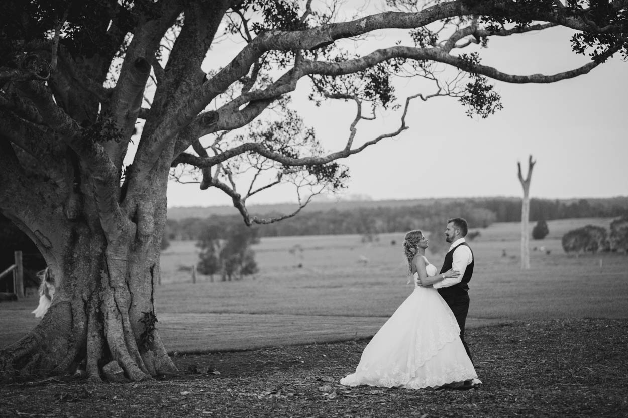 Top Flaxton Destination Wedding Photographer - Brisbane, Sunshine Coast, Australian Eco Packages