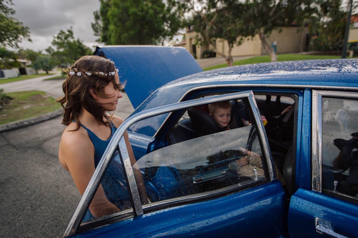 Montville Candid Wedding Destination Elopement Photographer - Sunshine Coast, Brisbane, Australian
