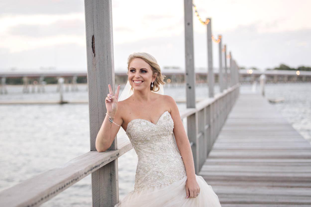 Romantic, Destination Wedding Photographers - Sandstone Point Hotel, Sunshine Coast, Australian