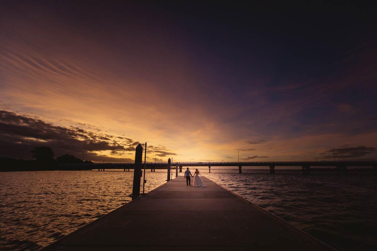 Noosa, Bangalow Destination Wedding Photographers - Brisbane, Gold Coast, Australian Photos