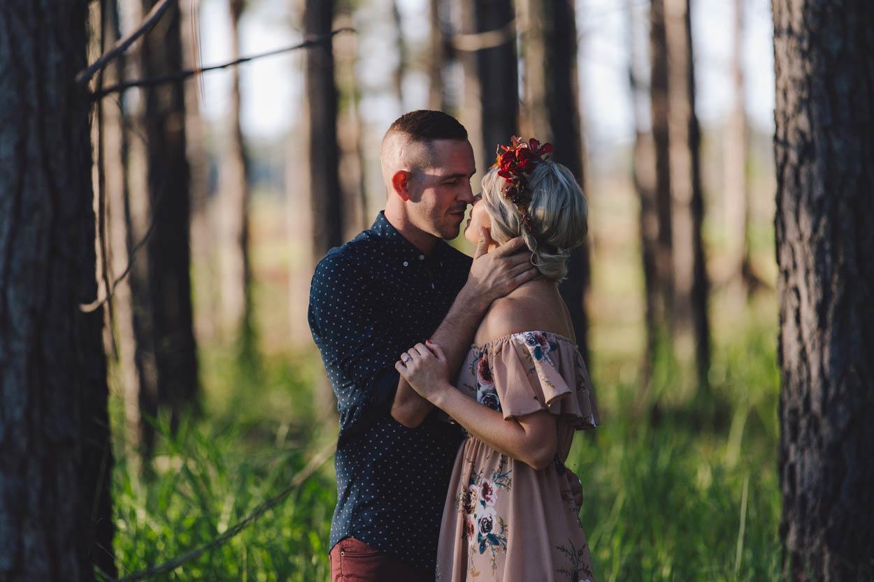 Maleny Forest Engagement Wedding Photographer, Getting Ready - Sunshine Coast, Brisbane, Australian