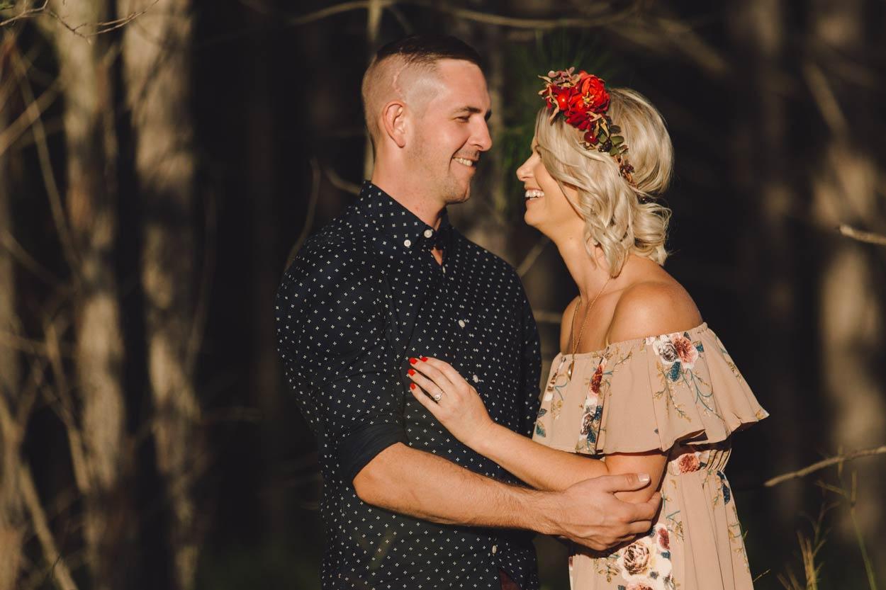 Candid Noosa Destination Wedding Photographer - Brisbane, Sunshine Coast, Australian Engagement