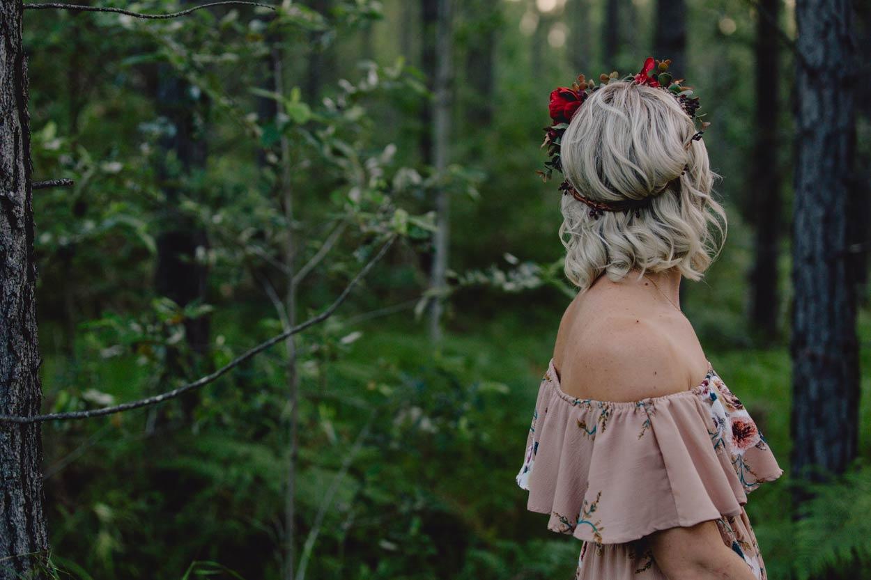 Beerwah Forest Engagement Shoot, Sunshine Coast - Best Brisbane, Queensland, Australian Photographer