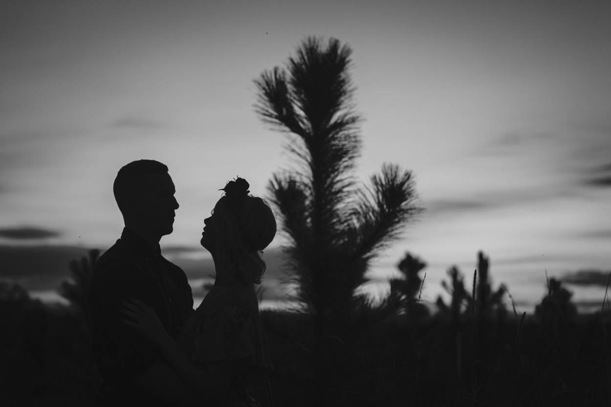 Fine Art Flaxton Destination Wedding Photographer - Engagement, Sunshine Coast, Australian