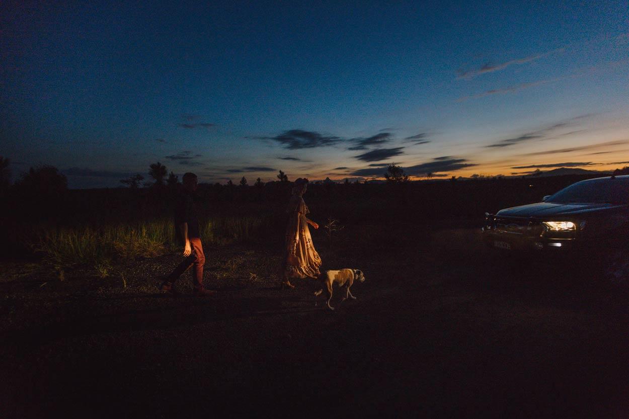 Fine Art Noosa Hinterland Destination Wedding Photographer - Engagement, Sunshine Coast, Australian