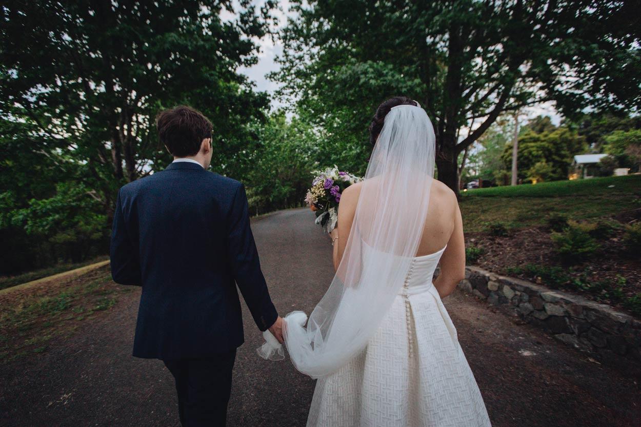 Candid Maleny & Boreen Point Destination Wedding - Sunshine Coast, Queensland, Australian Photographer
