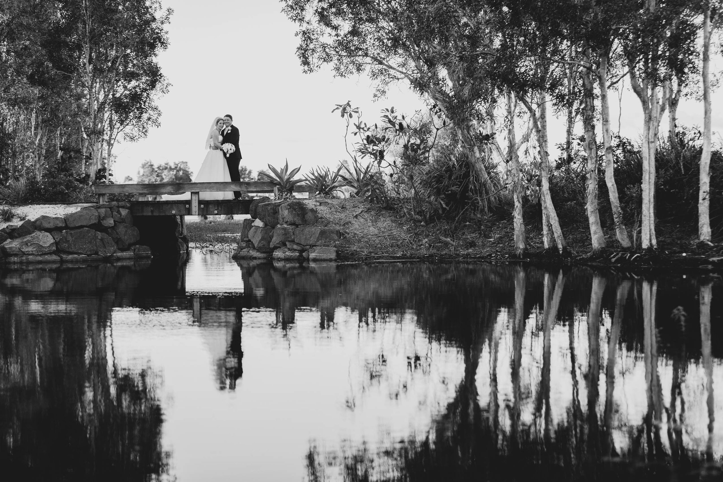 Maleny & Montville, Sunshine Coast, Australian Wedding - Top Queensland Photographers