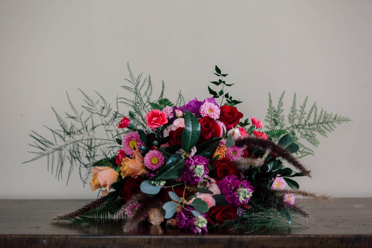 Noosa, Sunshine Coast Bridal Wedding Bouquet - Brisbane, Queensland, Australian Destination Photographer
