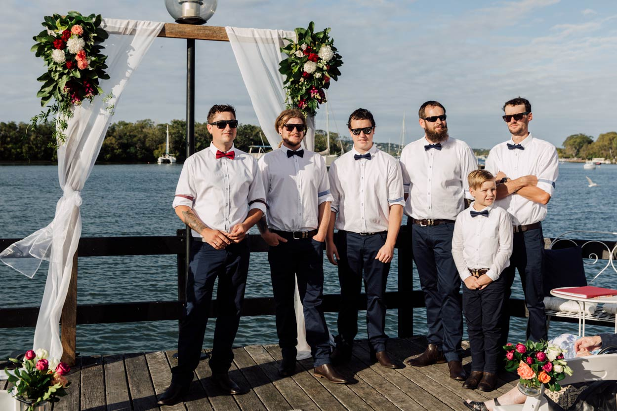 Sunshine Coast Destination Portrait Photographer - Noosa, Cooroy, Australian Wedding Photos