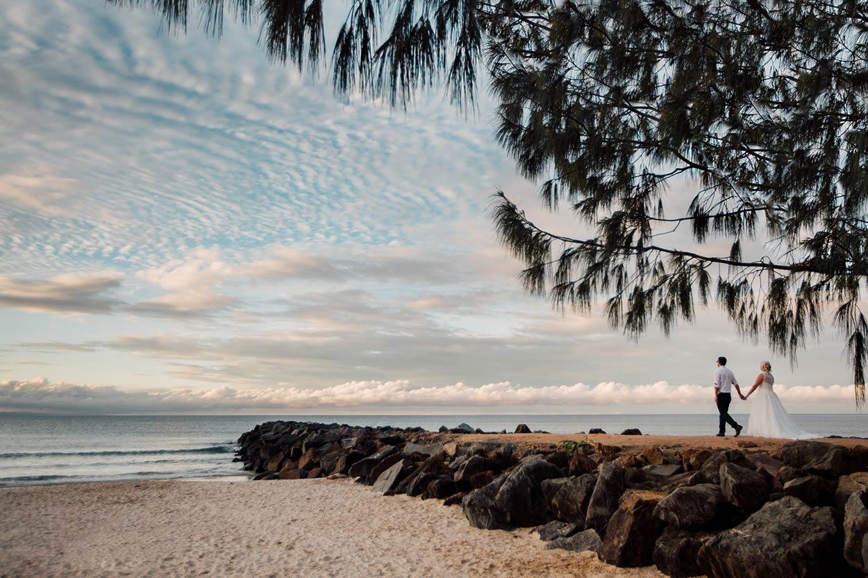 Stunning Brisbane, Australian Destination Wedding Photographer - Noosa River, Sunshine Coast Photos