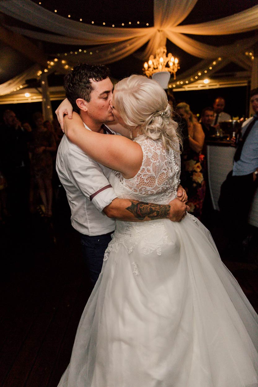 Amazing Noosa Riverdeck Destination Wedding Photographer - Brisbane, Sunshine Coast, Australian Elopement