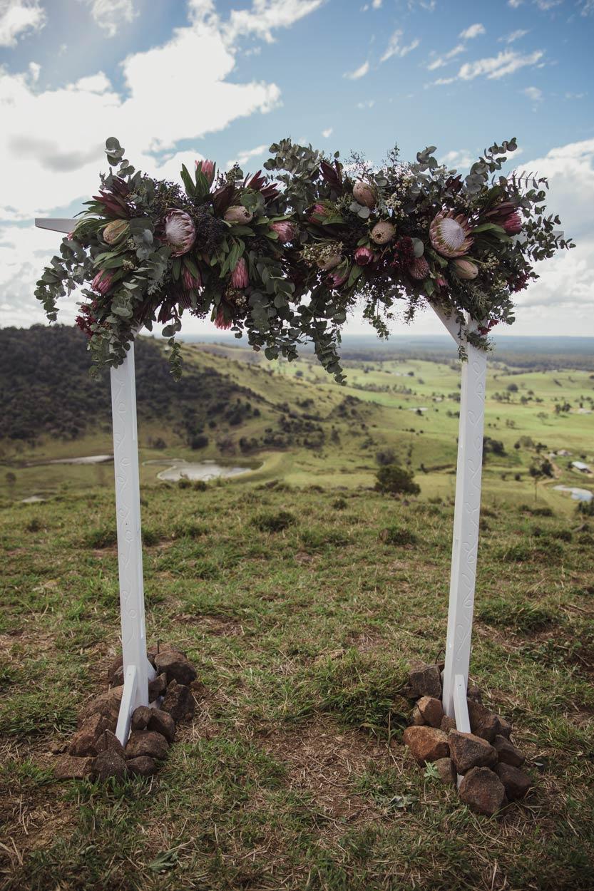 Top Maleny LandscapeDestination Wedding - Sunshine Coast, Brisbane, Australian Blog Photographers