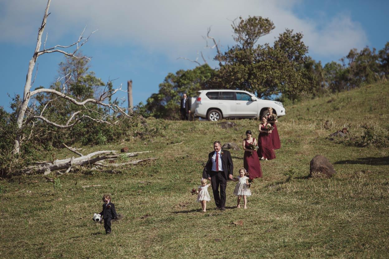 Gympie Moments Wedding Photographer - Brisbane, Sunshine Coast, Australian Destination Elopement