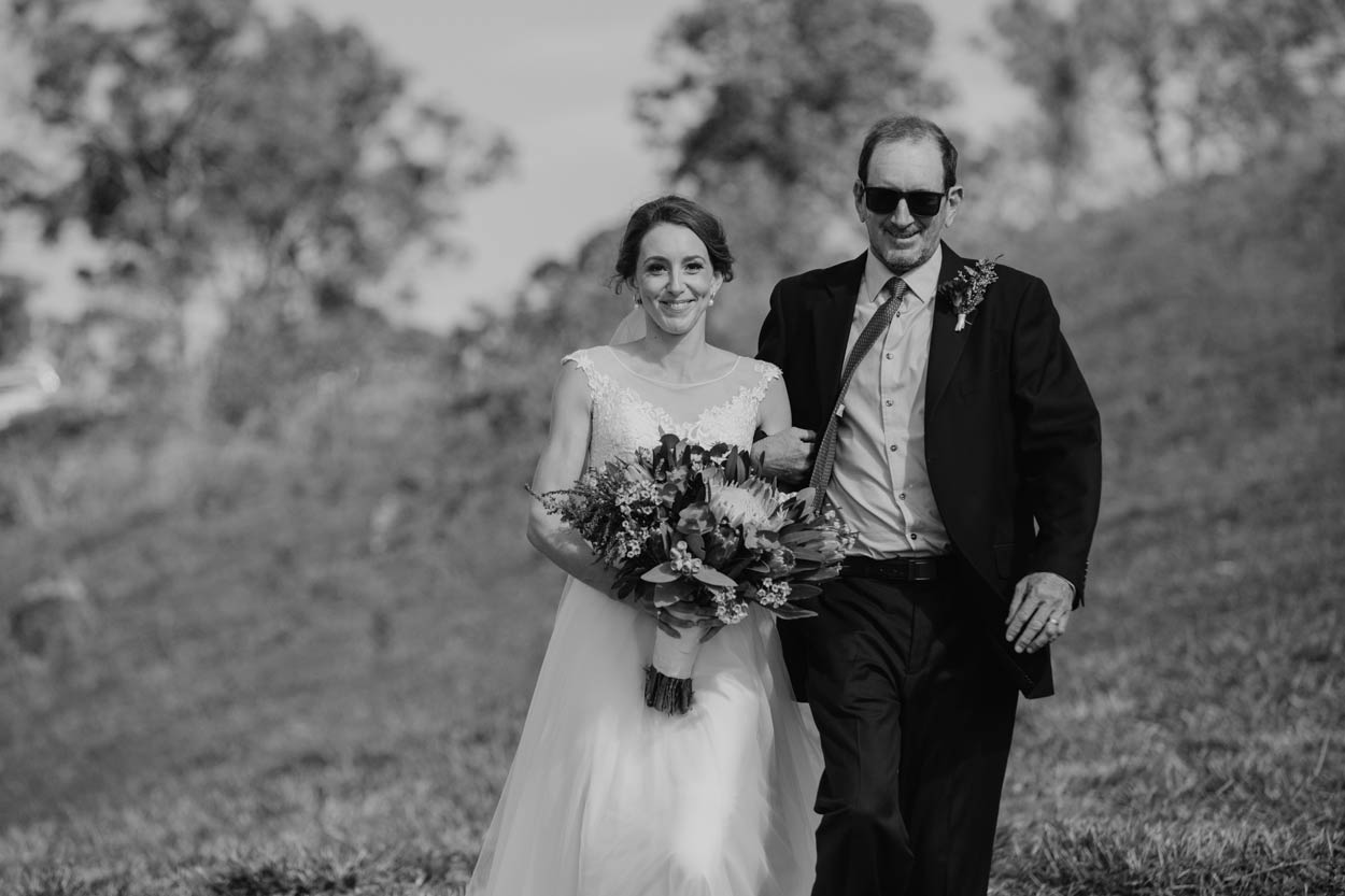 Maleny Hill Destination Hinterland Wedding Photographers - Brisbane, Sunshine Coast, Australian