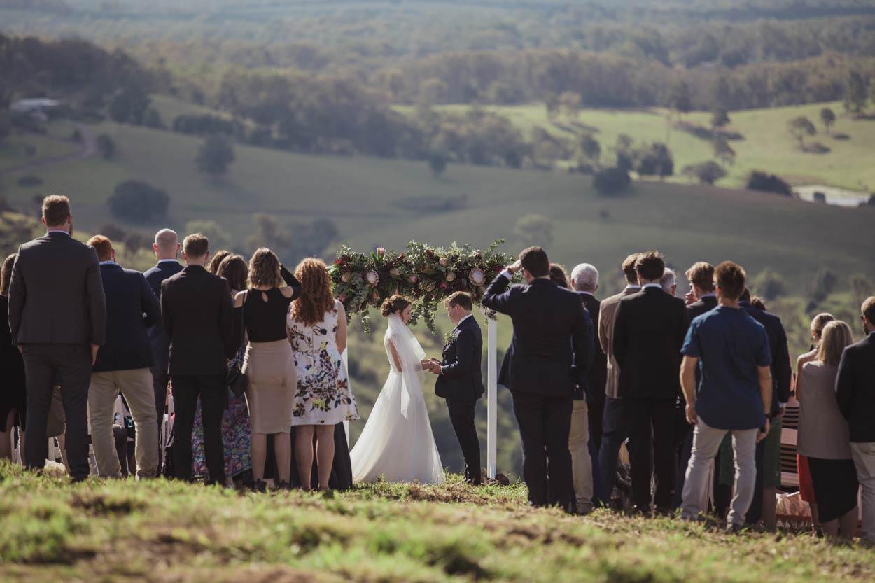 Pre Destination Hinterland Eco Wedding Photographers, Noosa Heads - Brisbane, Sunshine Coast, Australian